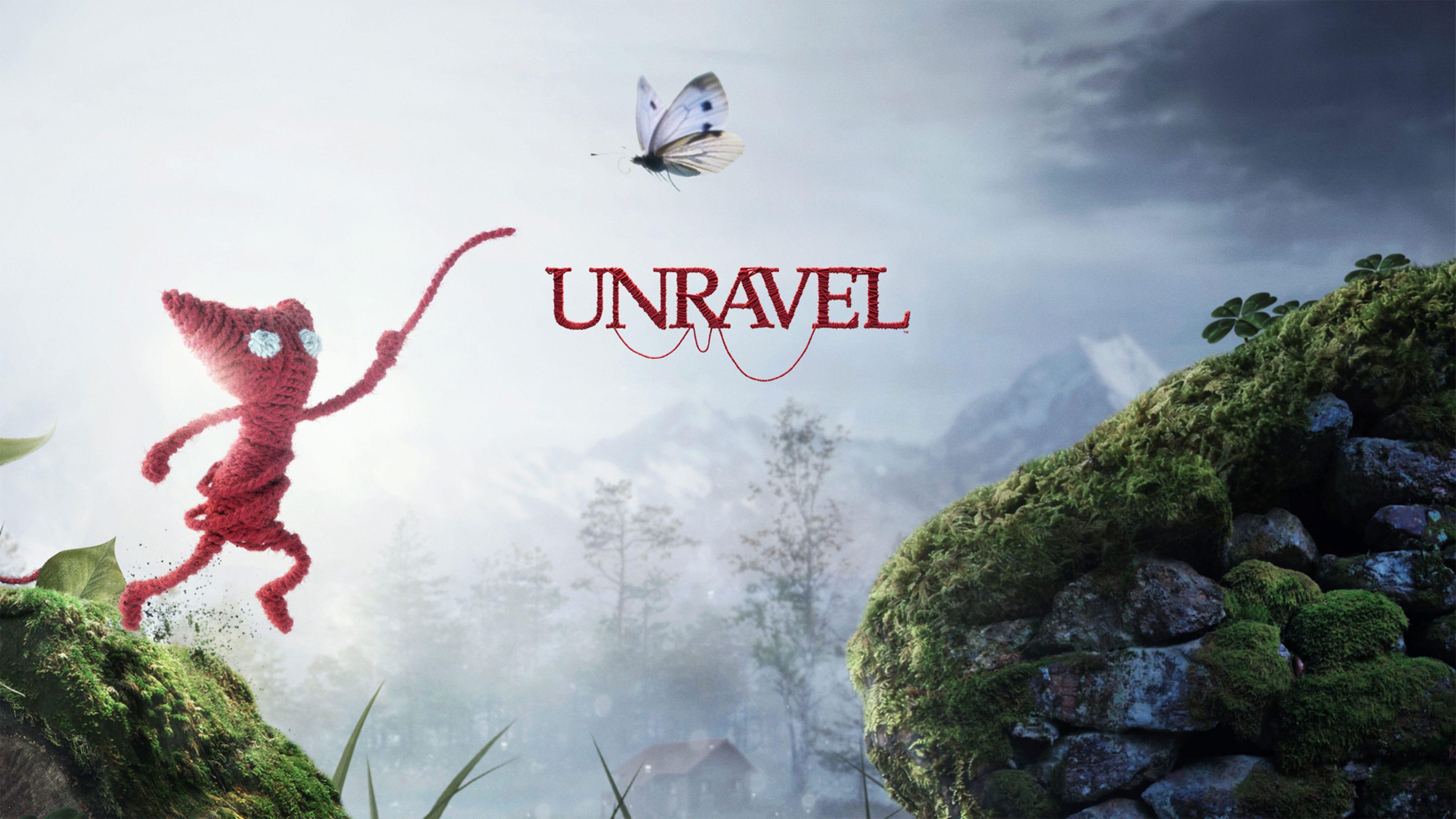 Unravel Wallpaper