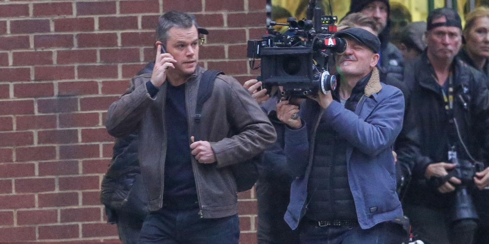 Untitled Jeremy Renner/Bourne Sequel Wallpaper