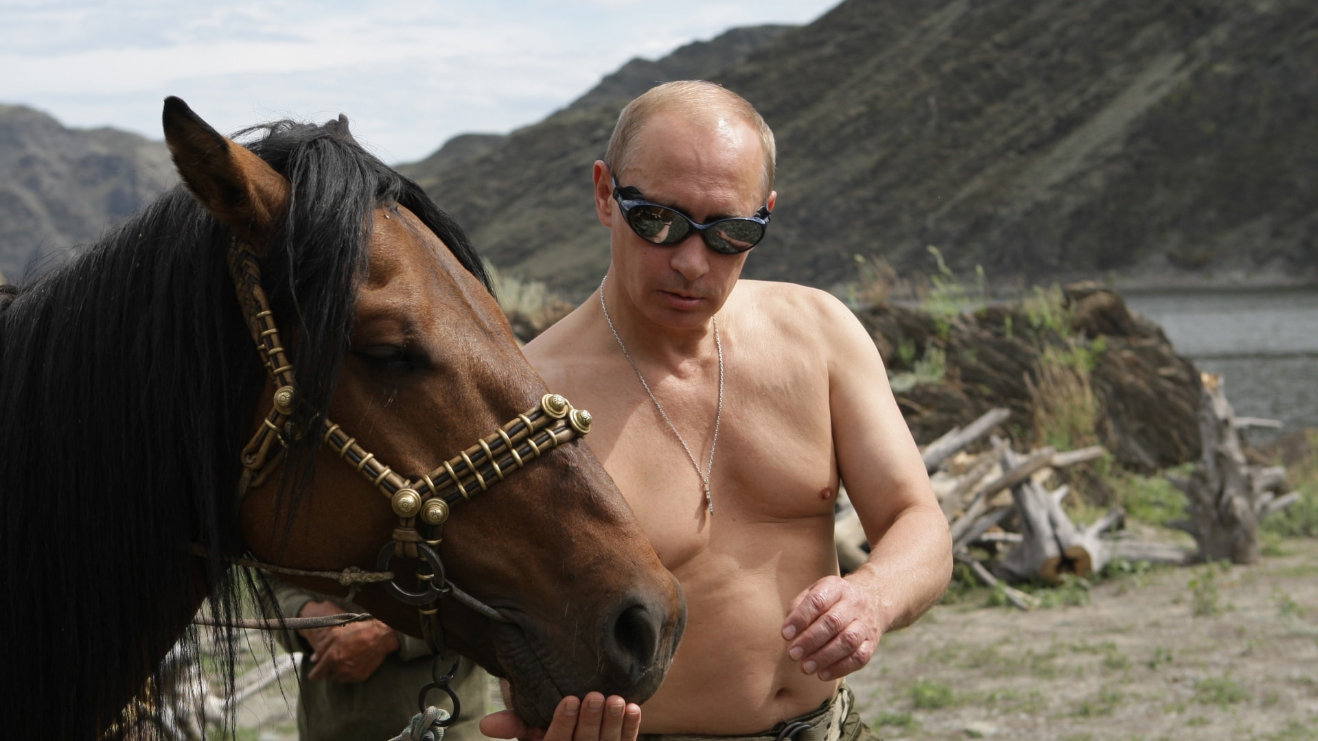 Vladimir Putin Wallpaper