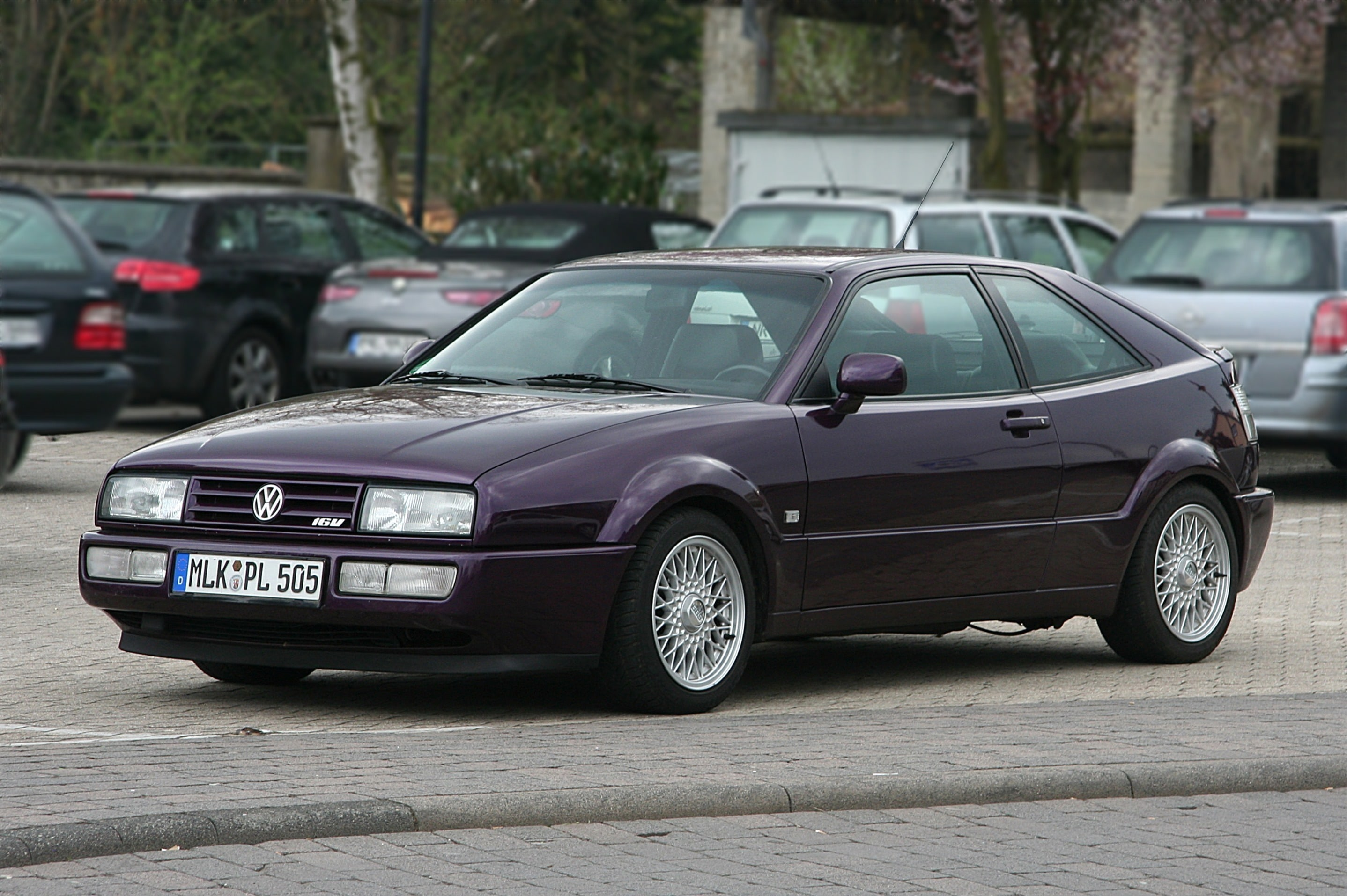 Volkswagen Corrado Wallpaper