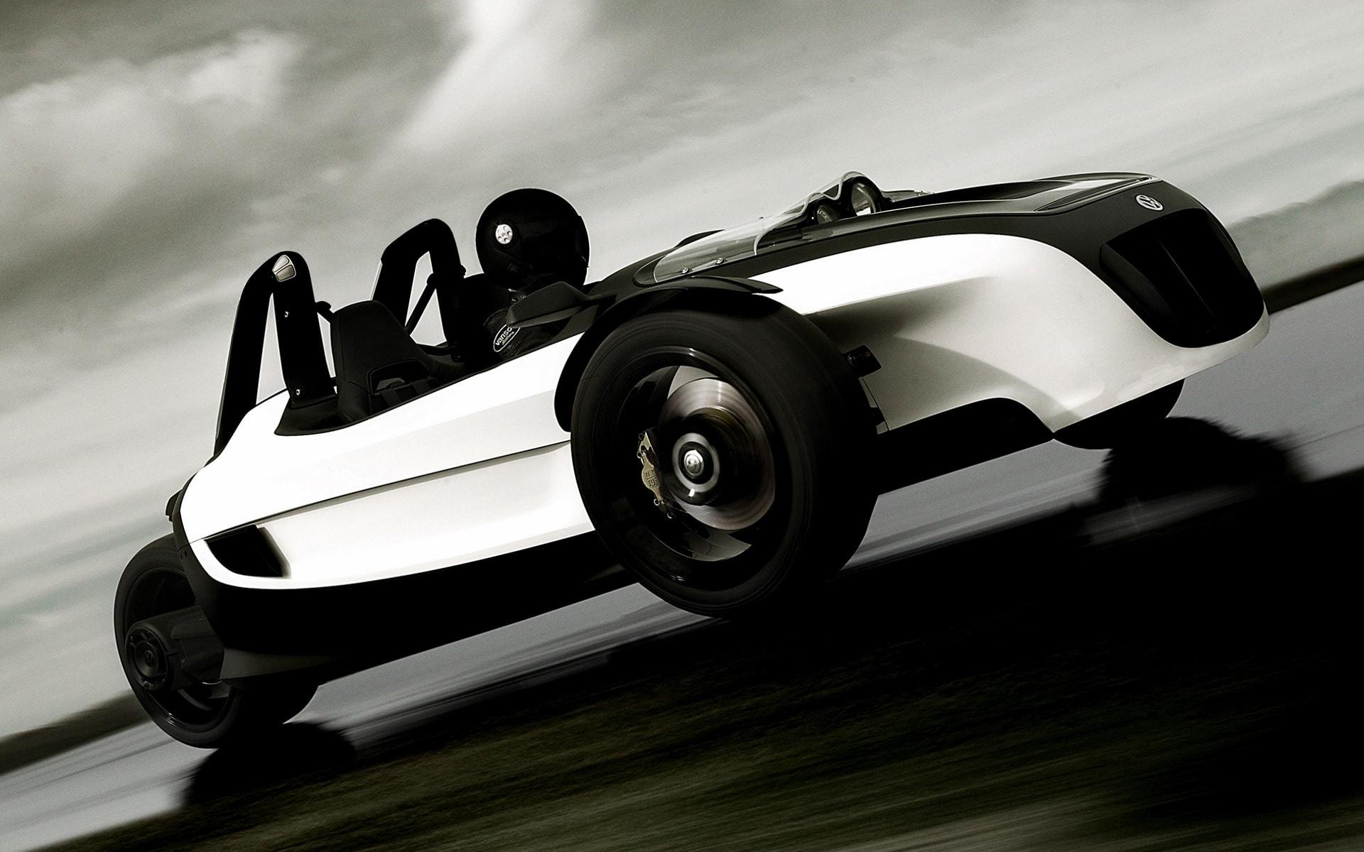 Volkswagen GX3 Concept Wallpaper