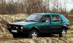 Volkswagen Golf Country Wallpaper