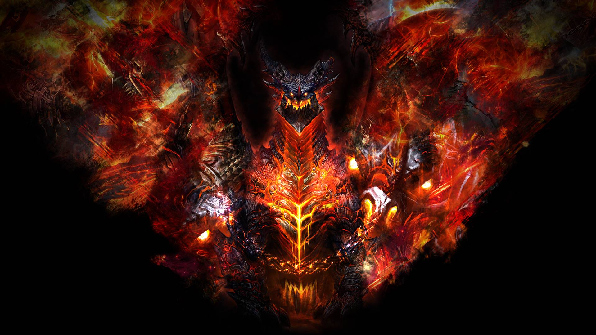 WOW: Deathwing Wallpaper