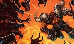 WOW: Garrosh Hellscream Wallpaper