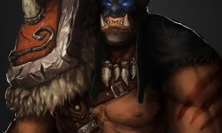 WOW: Rexxar Wallpaper