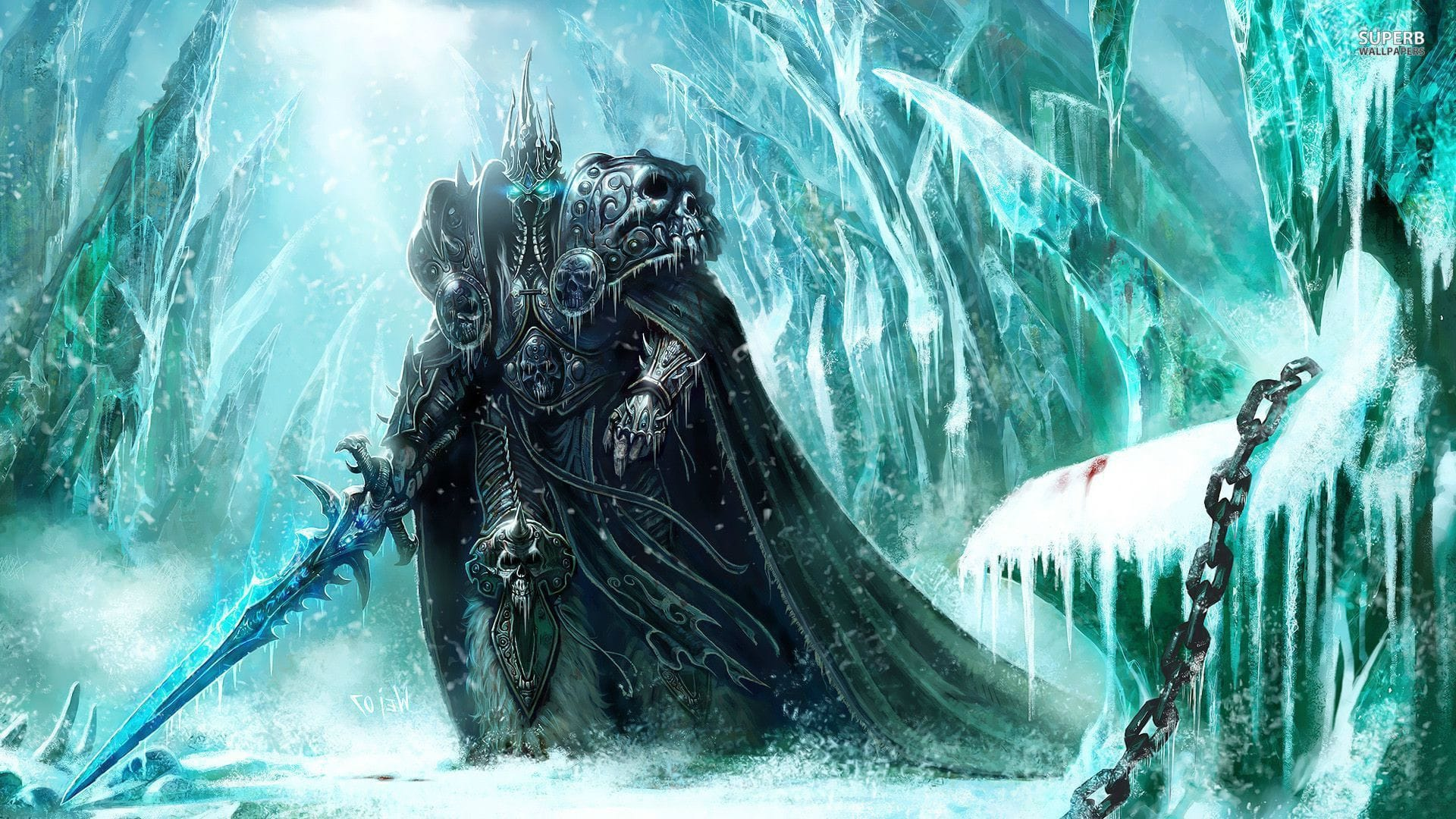 WOW: The Lich King Wallpaper