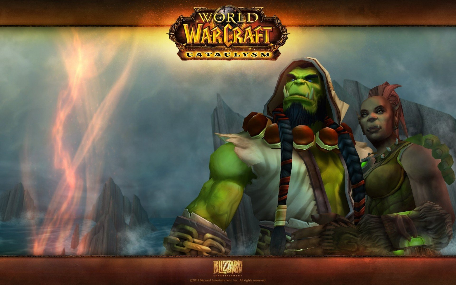WOW: Thrall Wallpaper