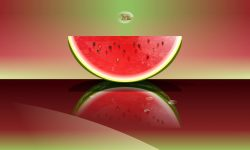 Watermelon widescreen for desktop