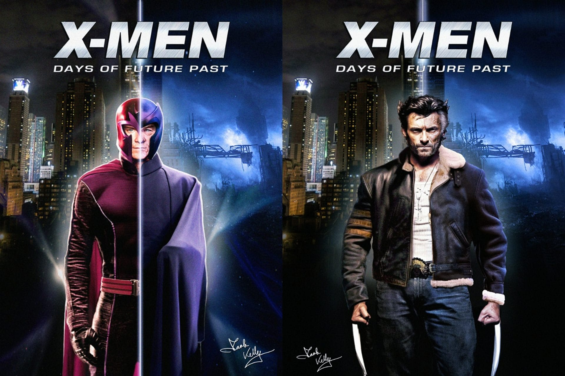X-Men: Days Of Future Past Wallpaper