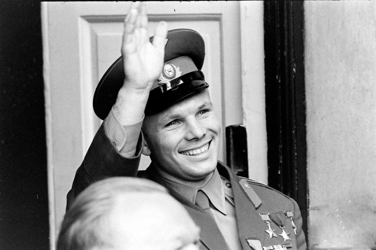 Yuri Gagarin Wallpaper
