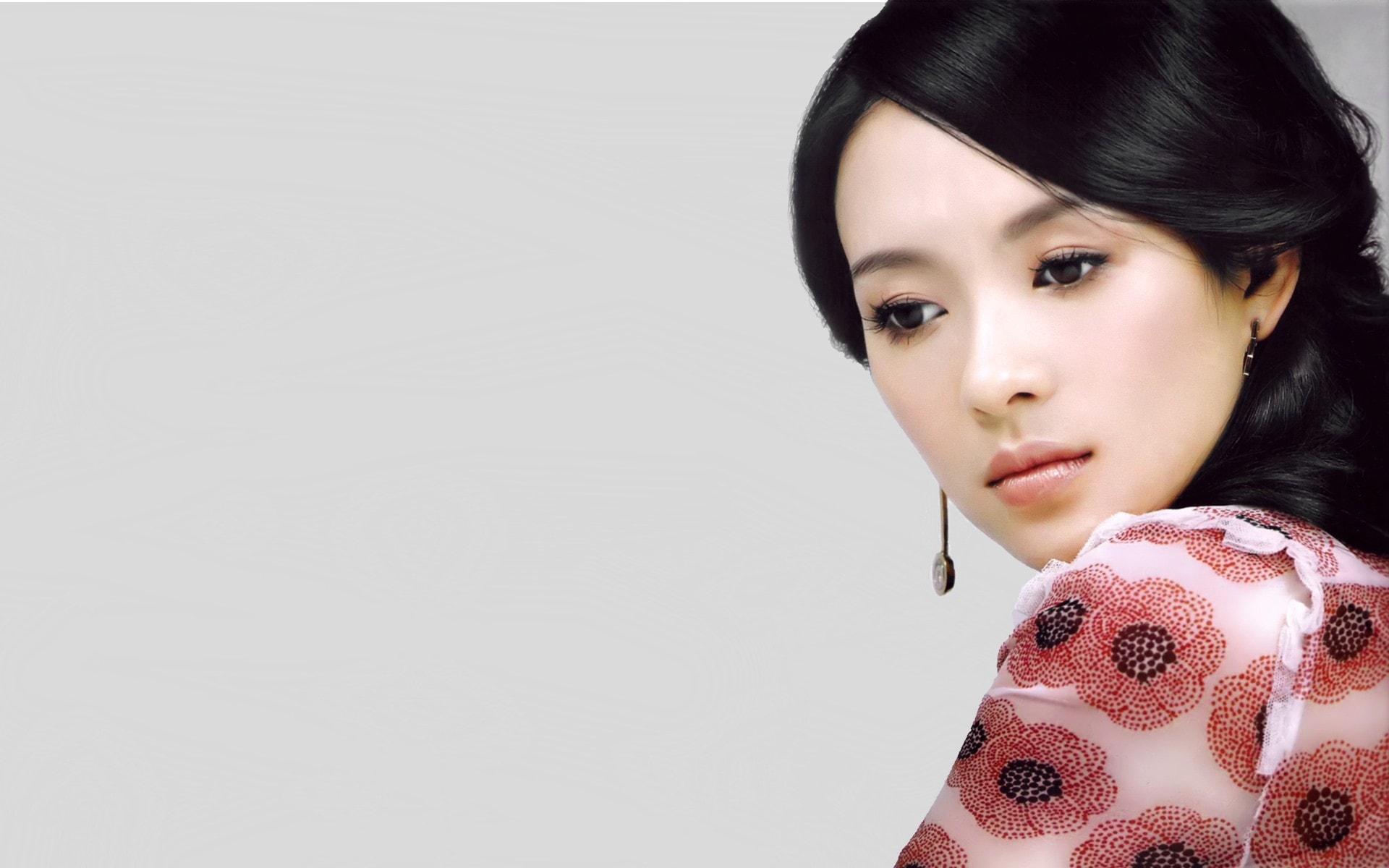 Ziyi Zhang Wallpaper