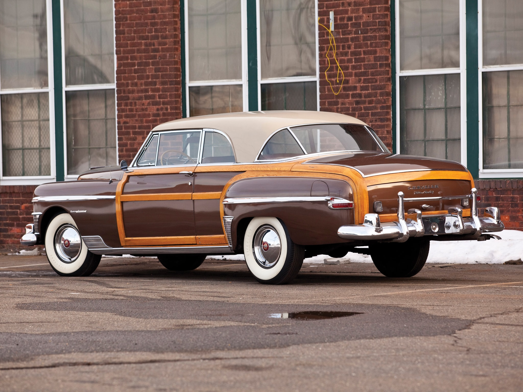 1950 Chrysler Town & Country HD pictures