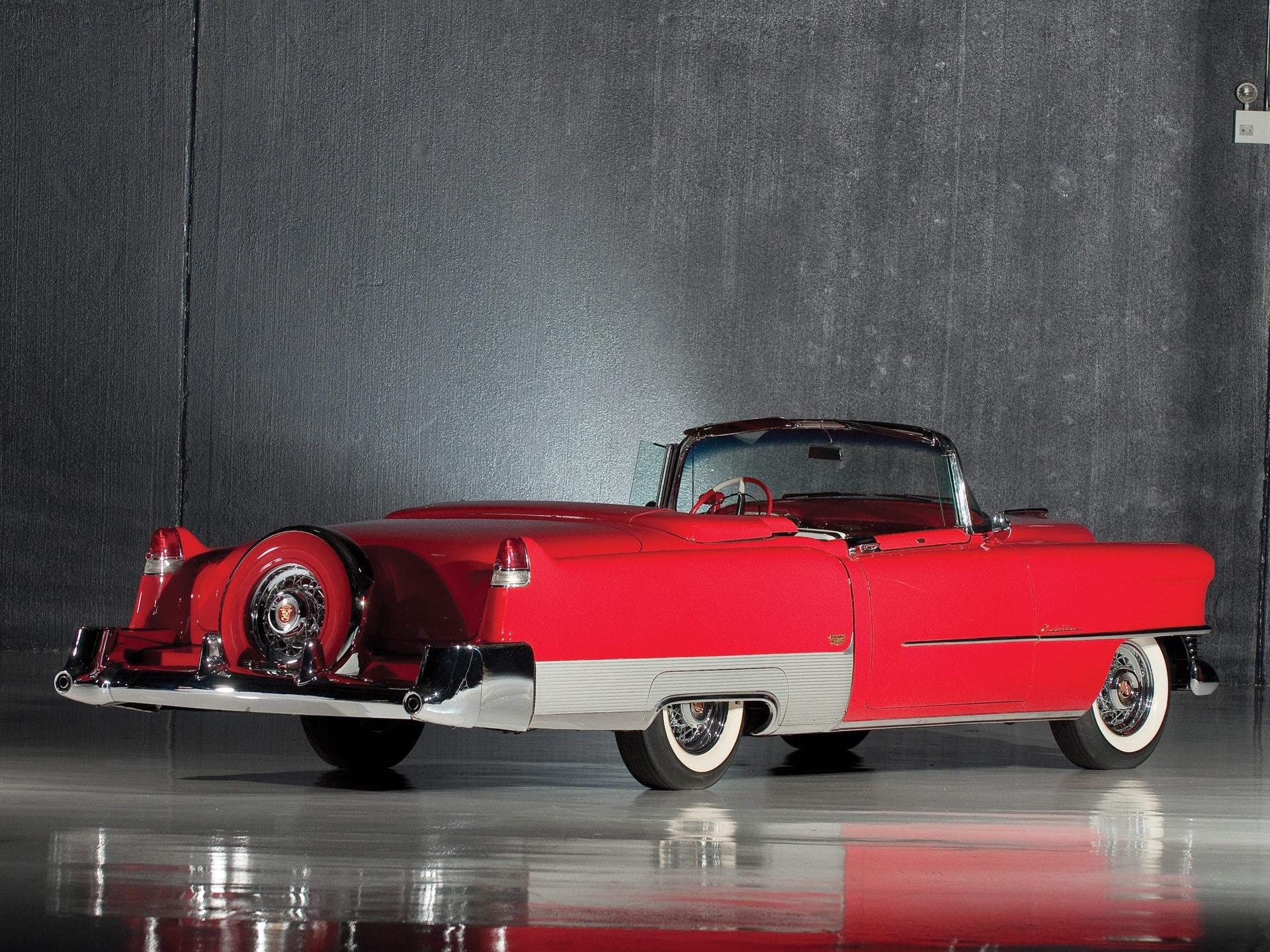 1954 Cadillac Eldorado HD pictures