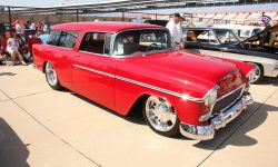 1955 Chevrolet Nomad HD pictures