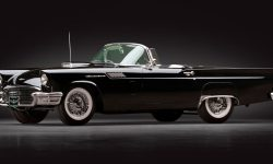 1957 Ford Thunderbird HD pictures