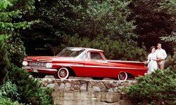 1959 Chevrolet El Camino HD pictures