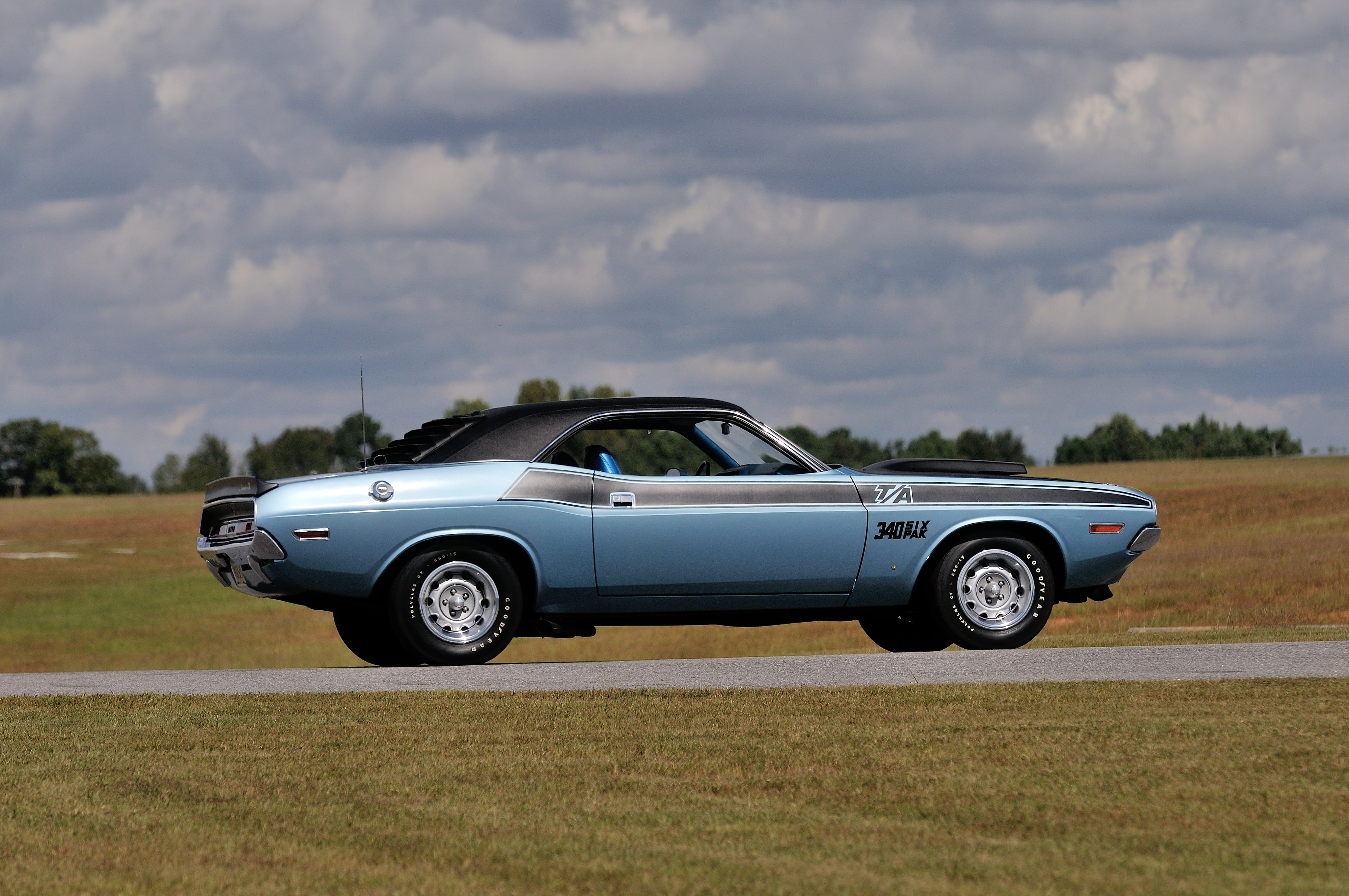 1970 Dodge Challenger T/A HD pictures
