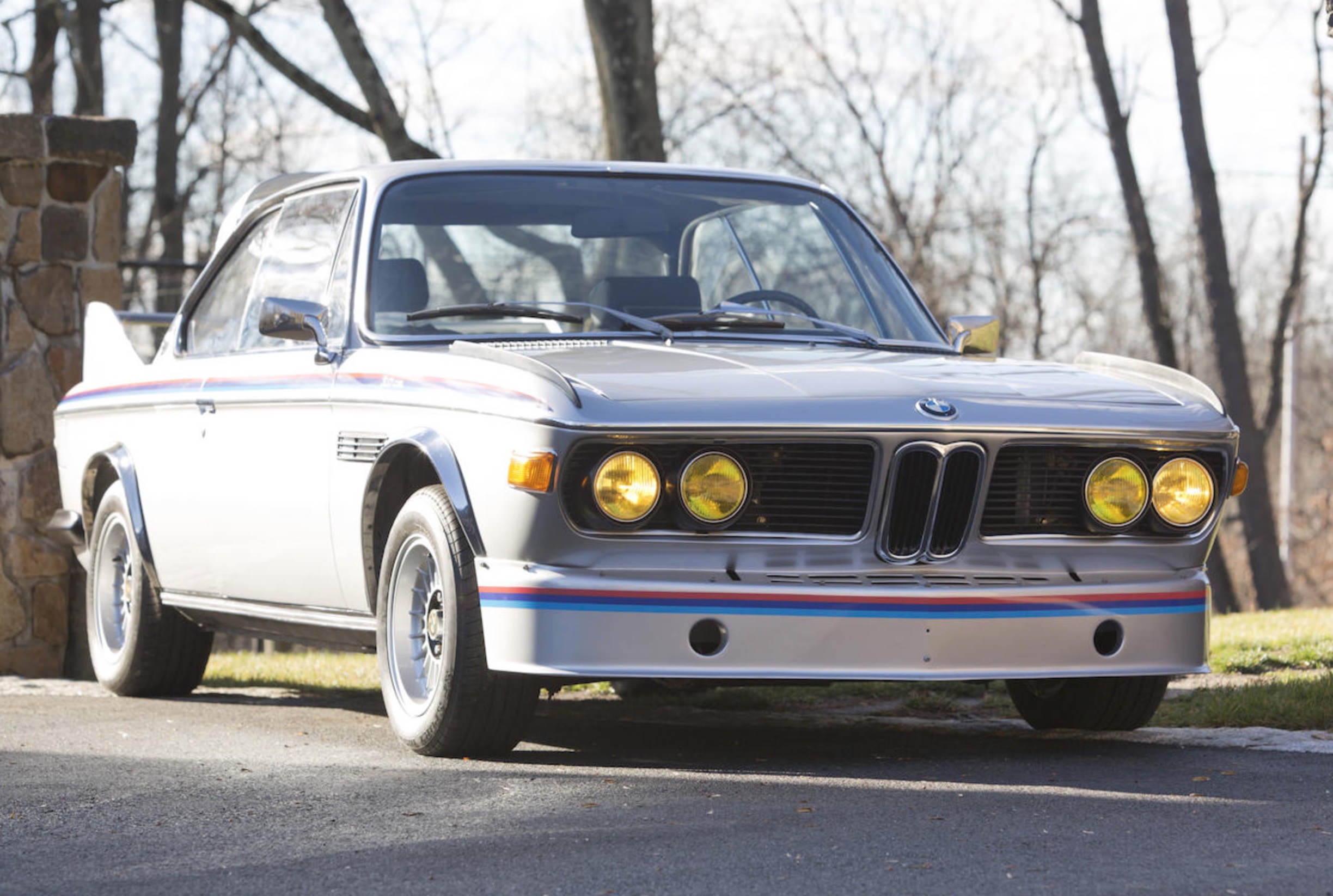 1973 BMW 3.0 CSi HD pictures