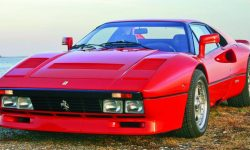 1984 Ferrari GTO HD pictures