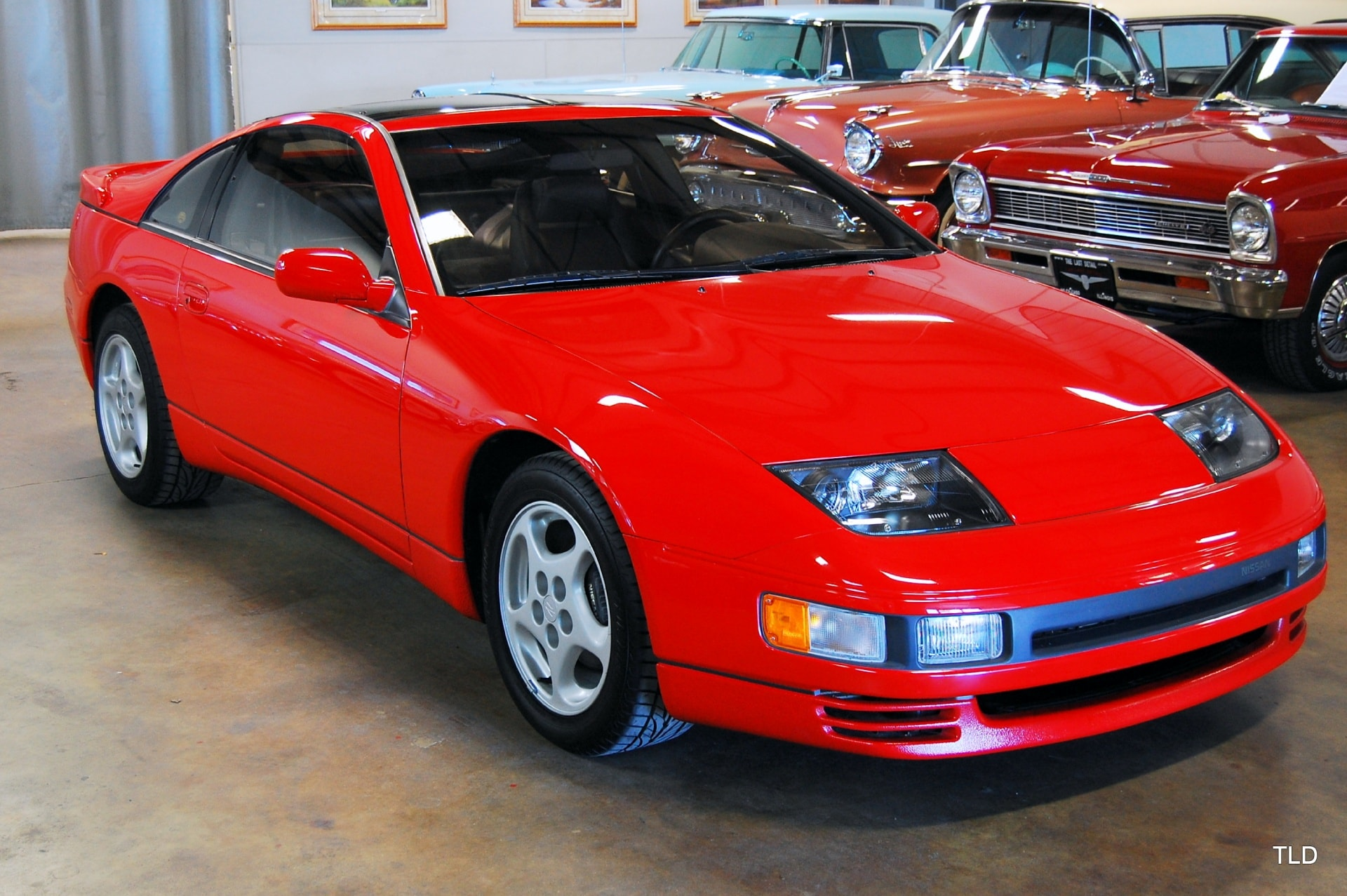 1990 Nissan 300ZX Twin Turbo HD pictures