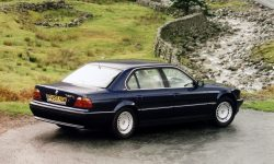 1995 BMW 7 Series HD pictures