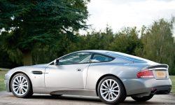 2001 Aston Martin Vanquish HD pictures