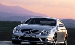 2005 Mercedes-Benz CLS HD pictures