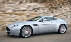 2006 Aston Martin V8 Vantage Backgrounds