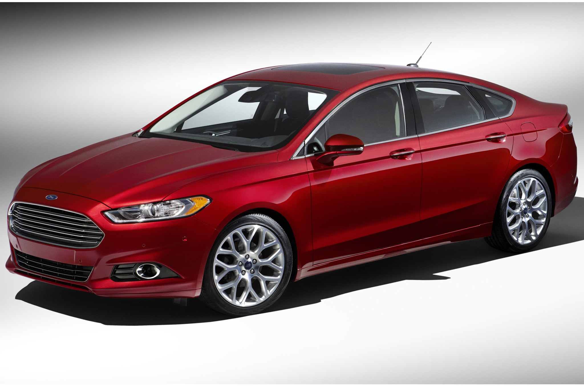 2013 Ford Fusion HD pictures