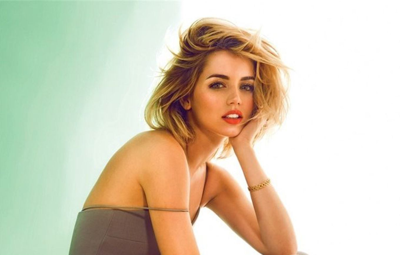 Ana De Armas Hd Wallpapers 7wallpapers Net