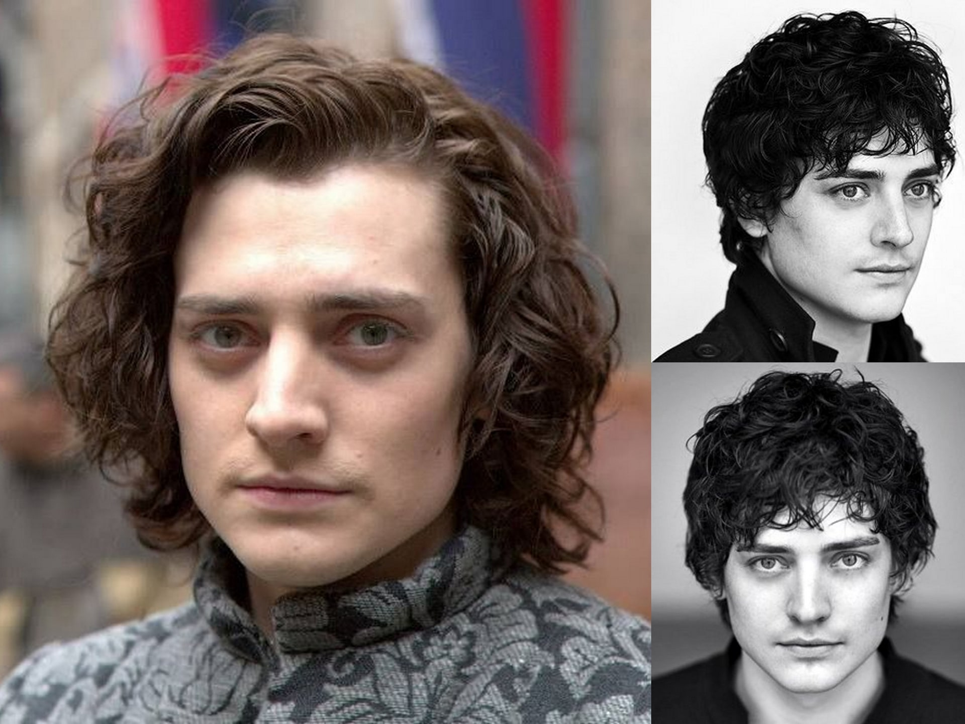 Aneurin Barnard HD pictures
