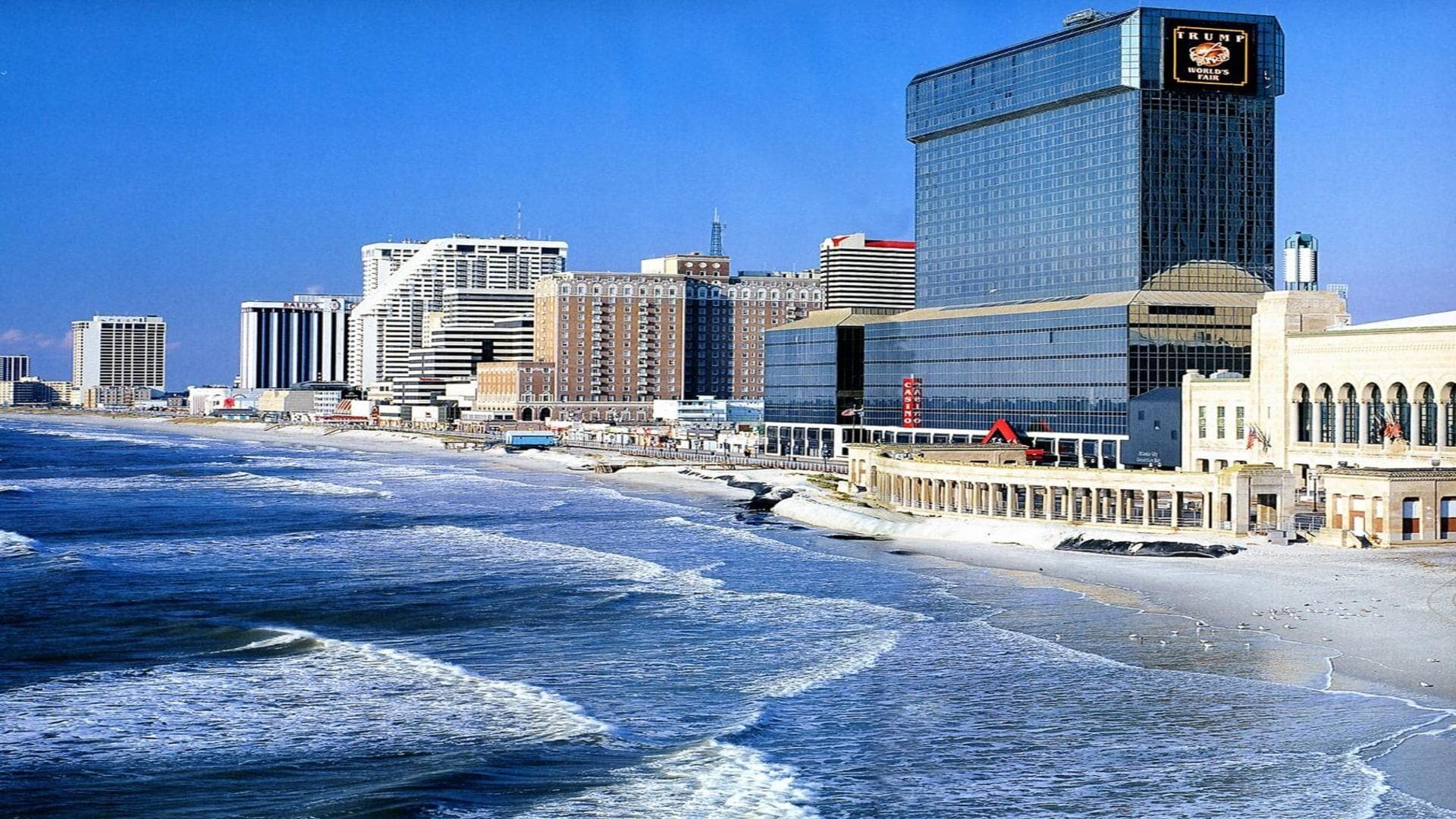 Atlantic City Backgrounds