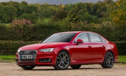 Audi A4 (B9) HD pictures