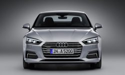 Audi A5 Coupe II HD pictures