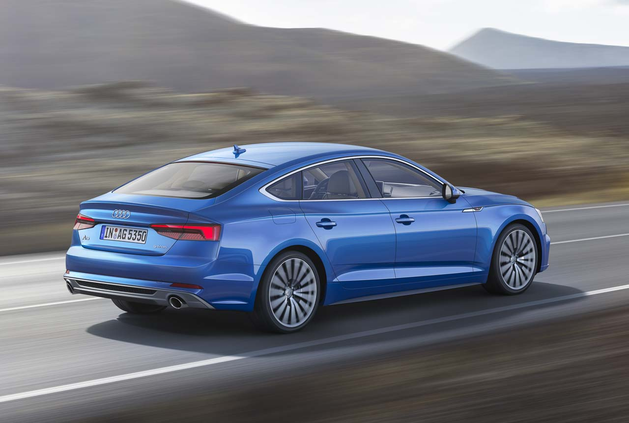 Audi A5 Sportback II HD pictures