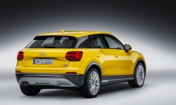 Audi Q2 HD pictures