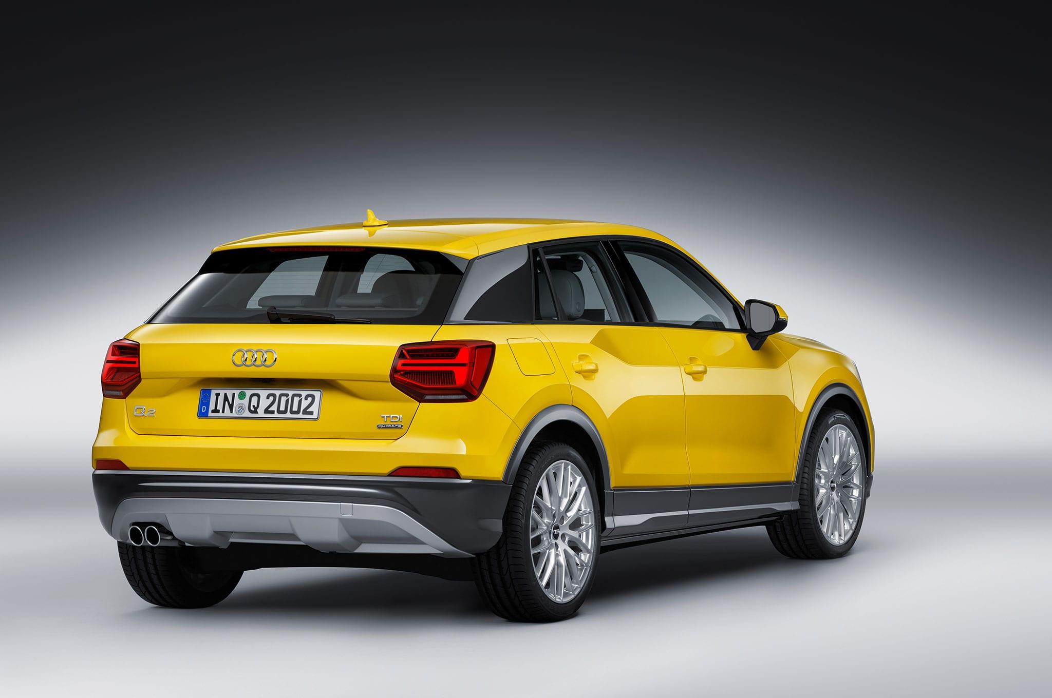 Audi Q2 HD pictures