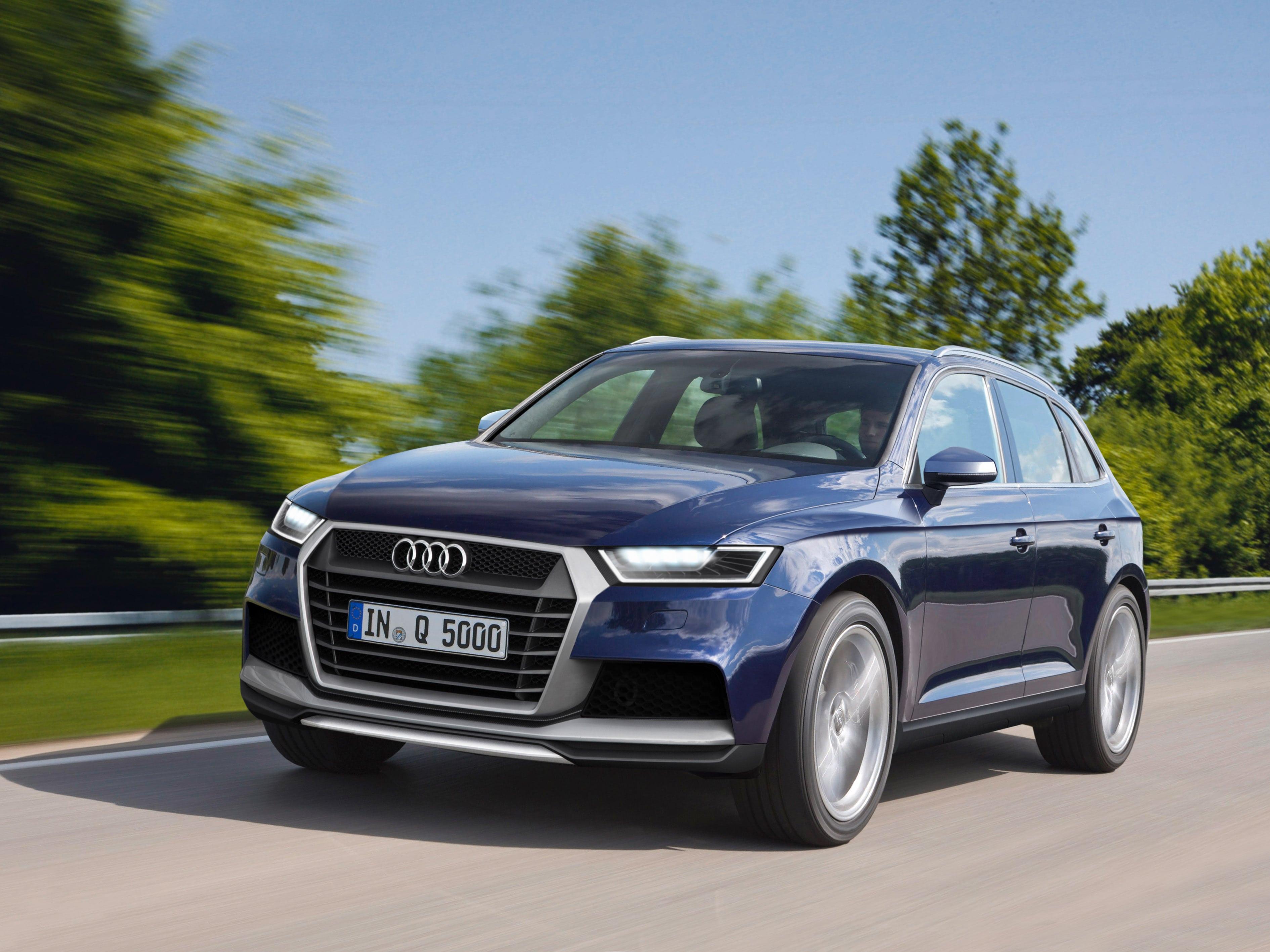Audi Q5 II HD pictures