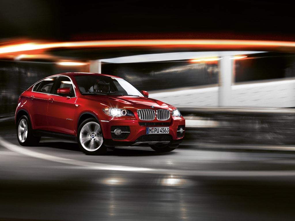 BMW X6 free wallpaper