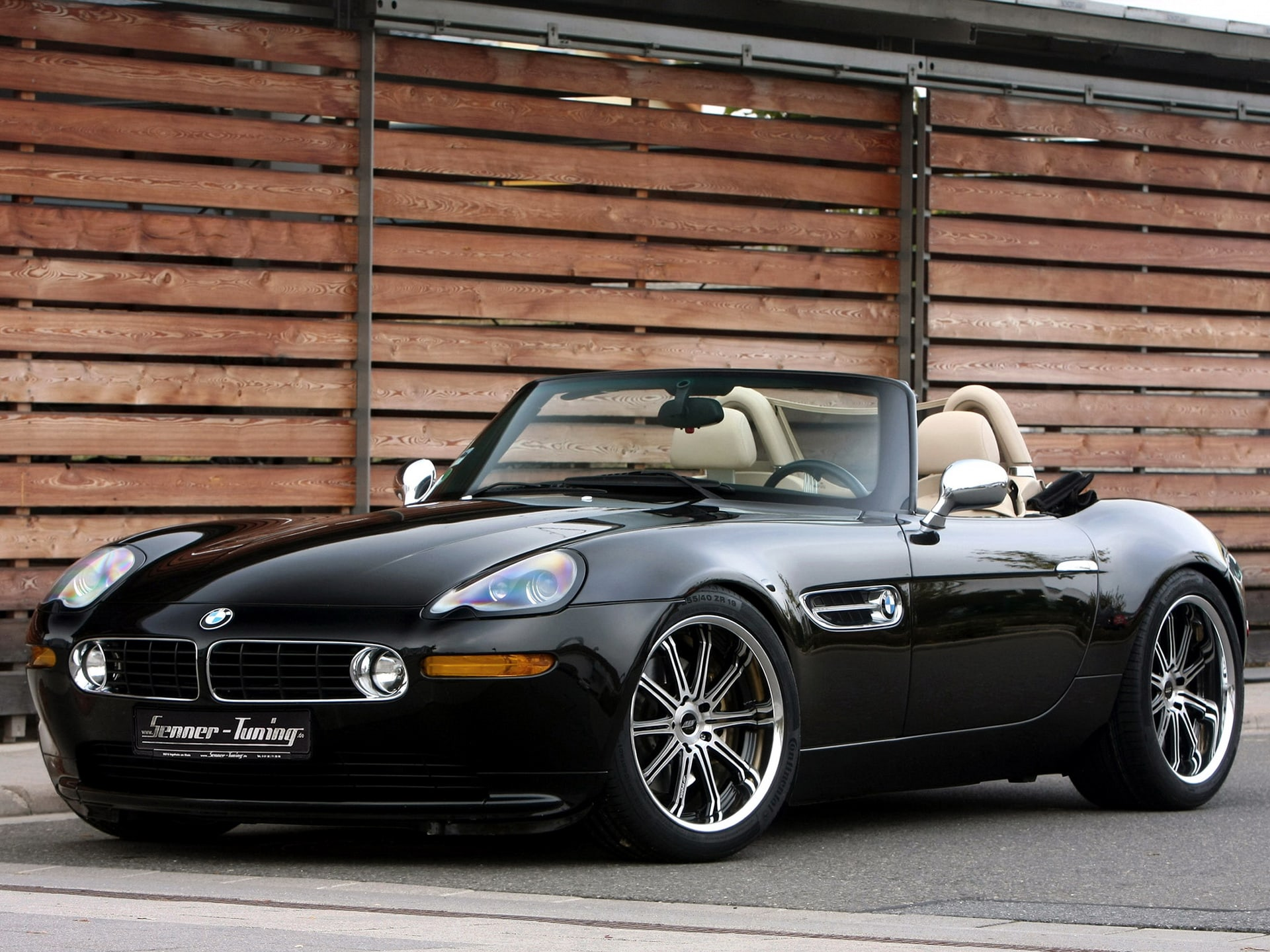 BMW Z8 HD pictures