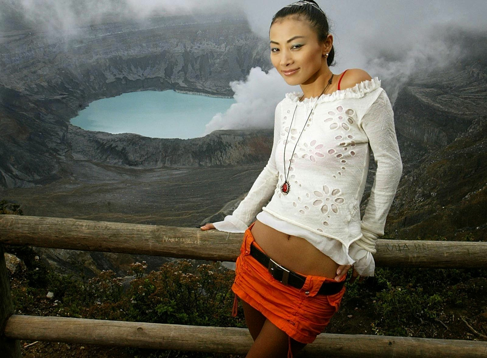 Bai Ling HD pictures