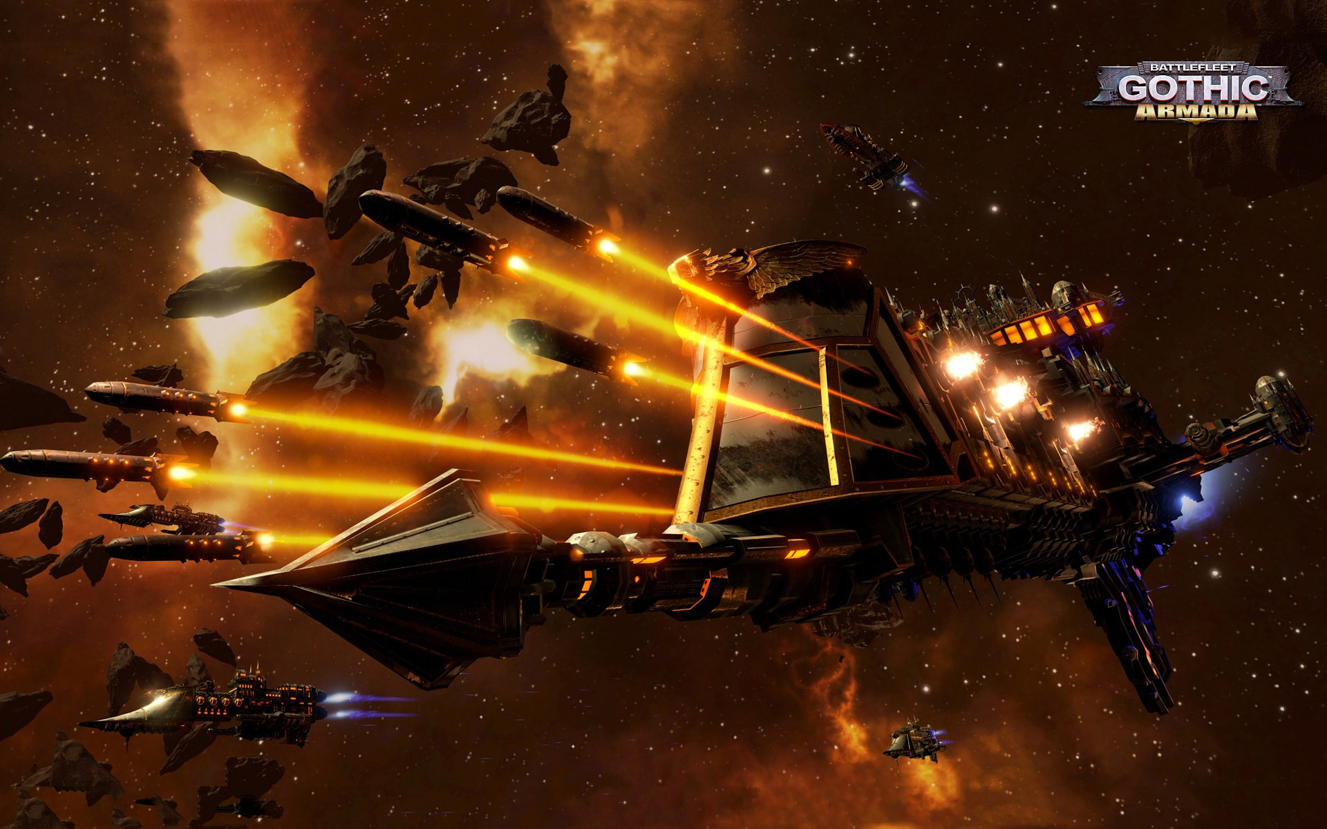 Battlefleet Gothic: Armada HD pictures