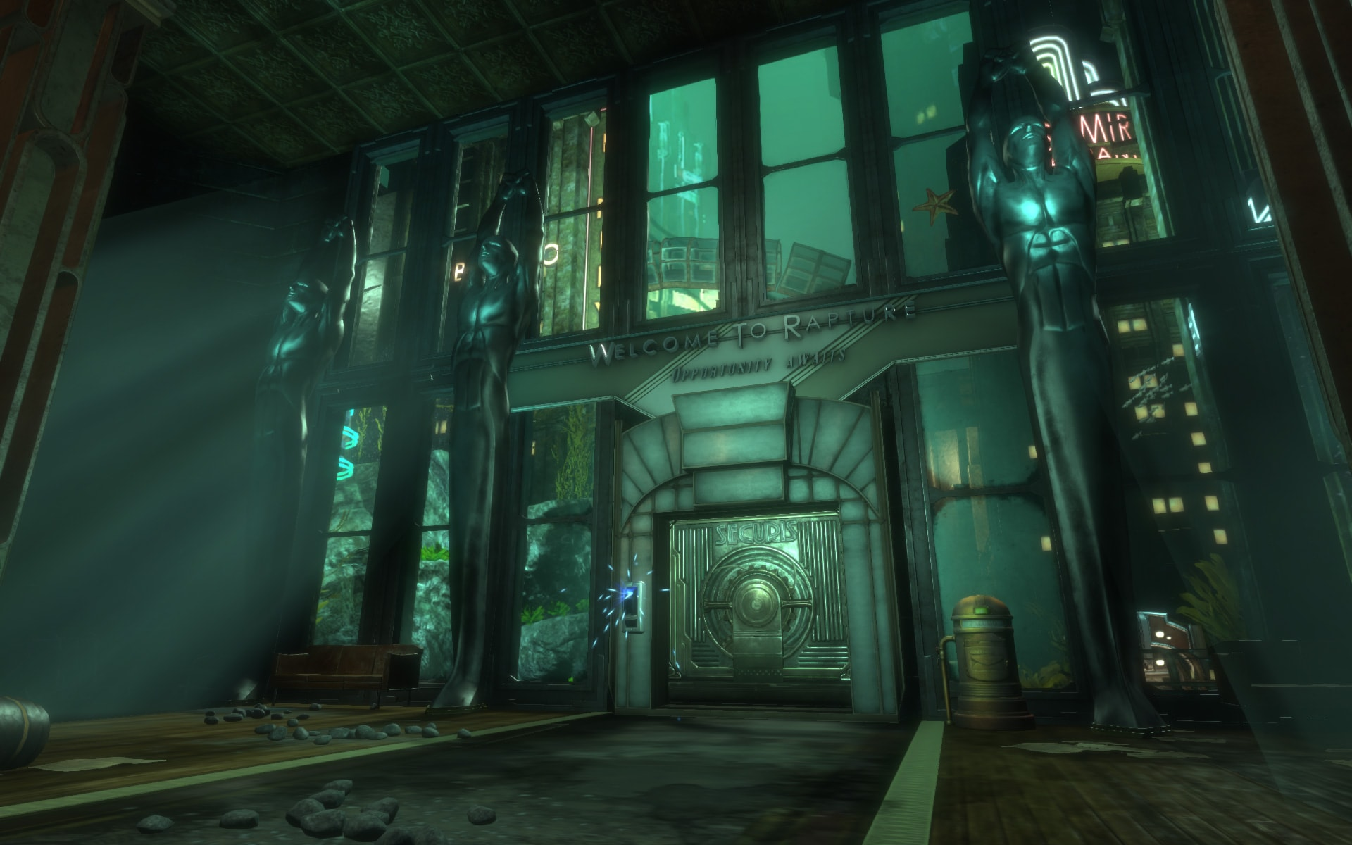 BioShock: The Collection HD pictures