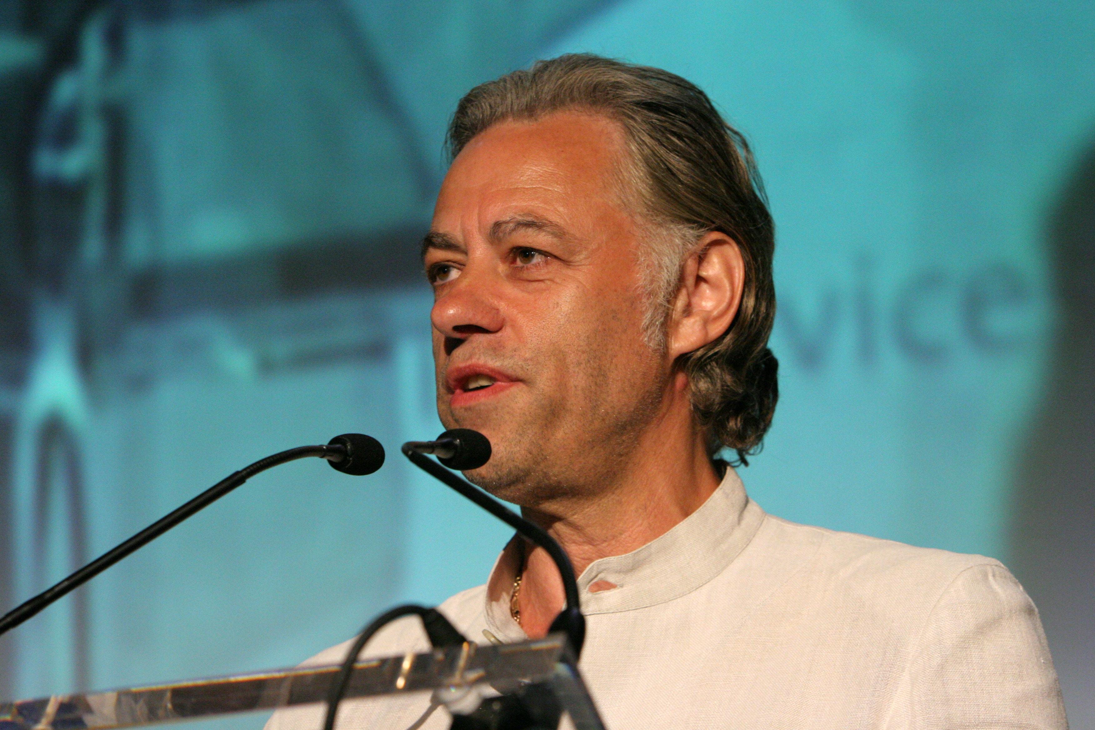 Bob Geldof HD pictures
