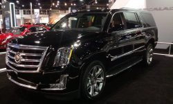 Cadillac Escalade 4 HD pictures