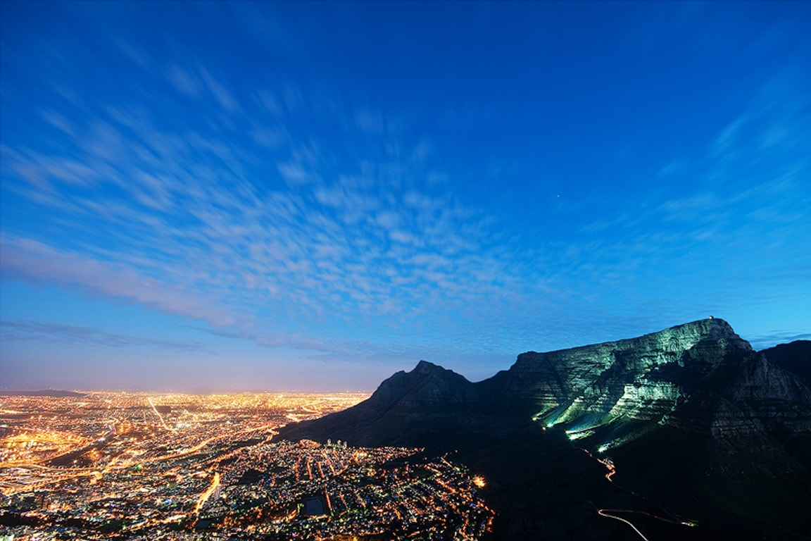 Cape Town widescreen for desktop