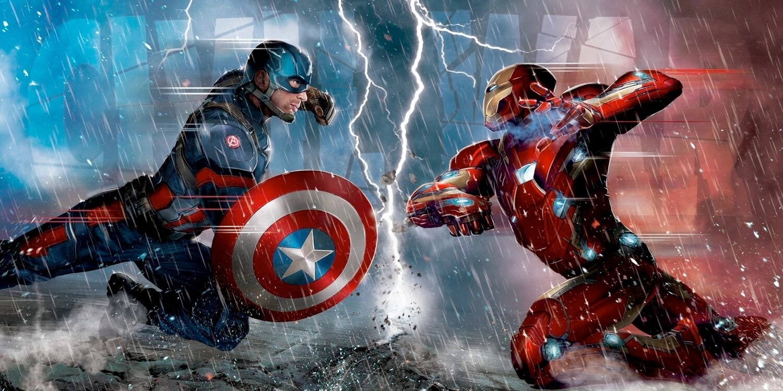 Captain America: Civil War HD pictures