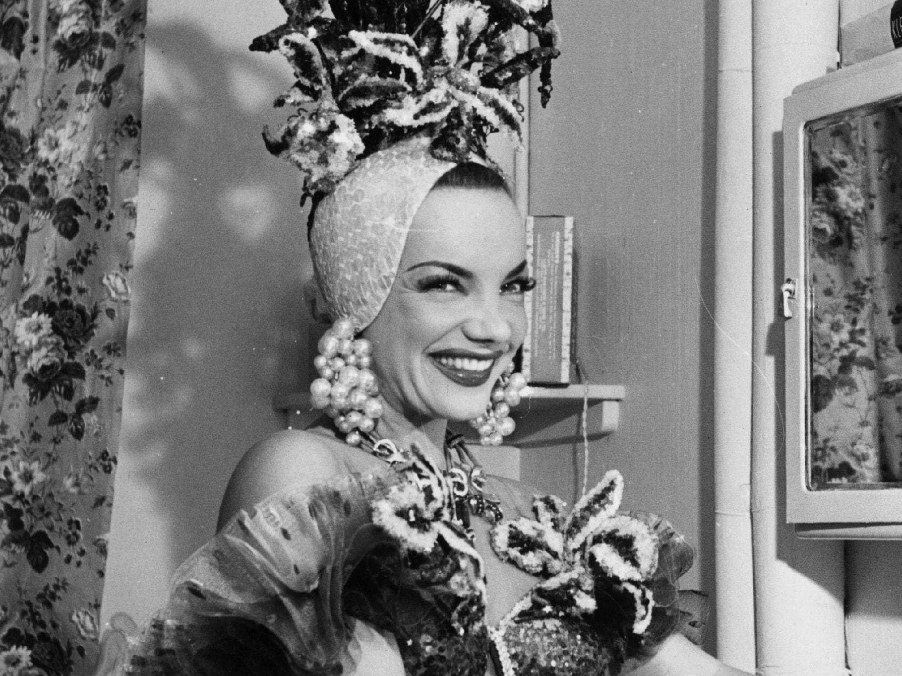 Carmen Miranda HD pictures