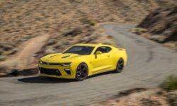 Chevrolet Camaro 6 HD pictures
