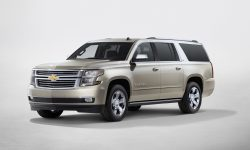 Chevrolet Tahoe 4 HD pictures